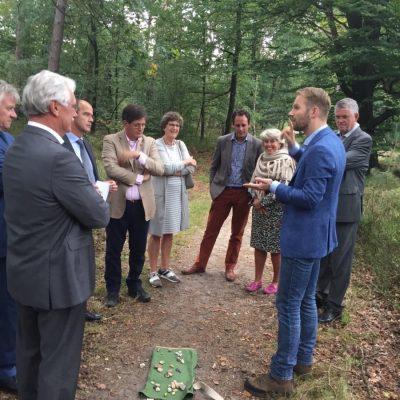 Organisatie-Sander met burgemeesters
